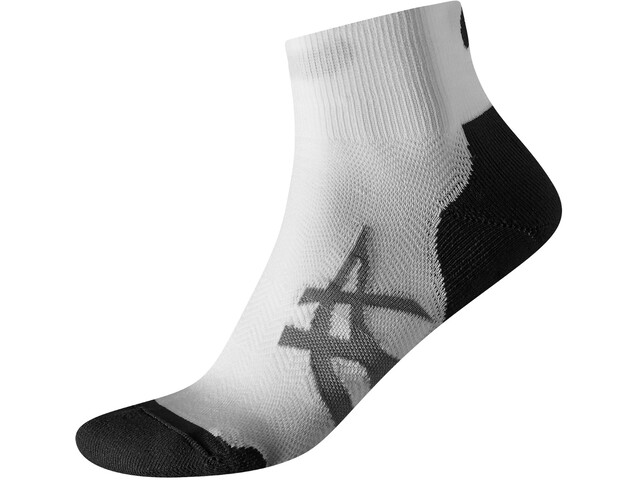 asics 2PPK Cushioning Socks, real white